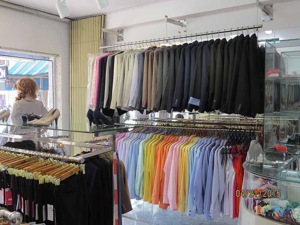 Inside shop magnolia