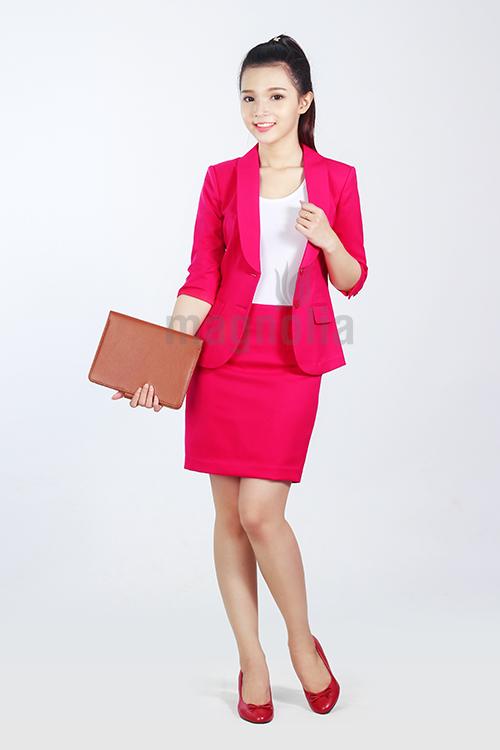 mua bộ vest nữ công sở mùa hè tại TPHCM