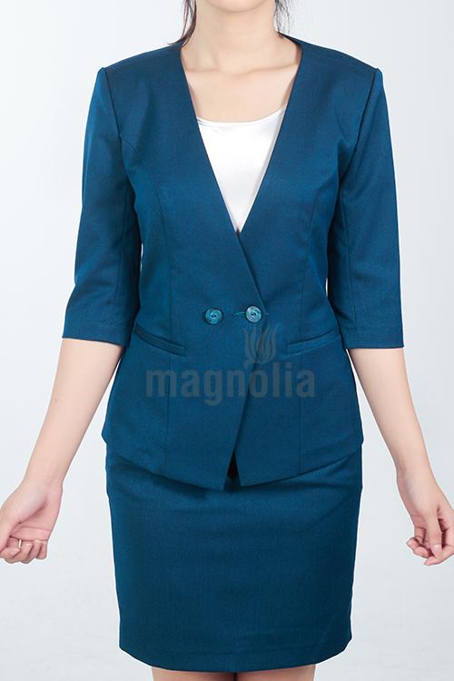 Mua bộ vest nữ ở đâu đẹp trẻ trung và phong cách